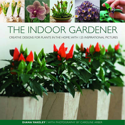 Indoor Gardener (Hardback)