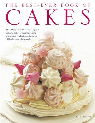 Best-Ever Book of Cakes (Hardback)