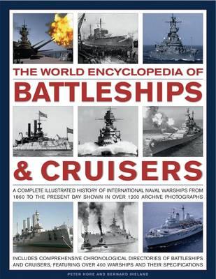 World Encyclopedia of Battleships and Cruisers (Hardback)