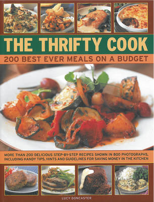 Thrifty Cook (Hardback)