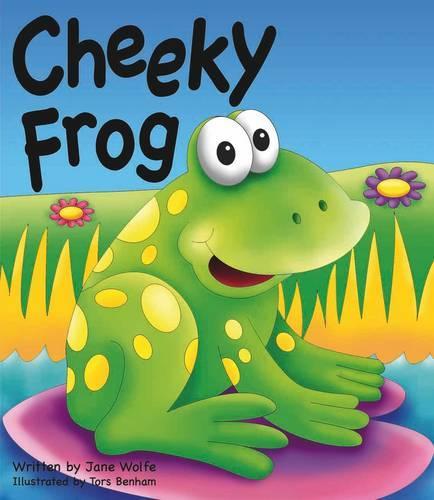 Cheeky Frog (Board book)