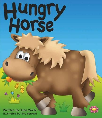 Hungry Horse (Board book)