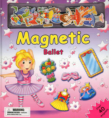 Magnetic Ballet (Board book)