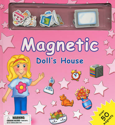 Magnetic Doll's House (Board book)