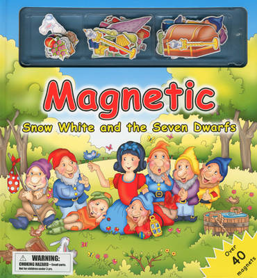 Magnetic Snow White and the Seven Dwarfs (Board book)