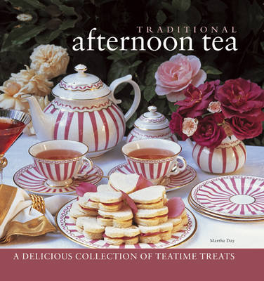 Traditional Afternoon Tea (Hardback)