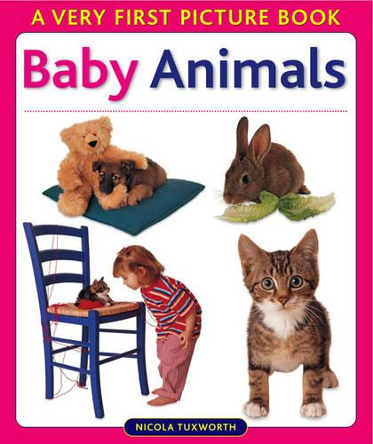 Baby Animals - Very First Picture Book Series (Board book)
