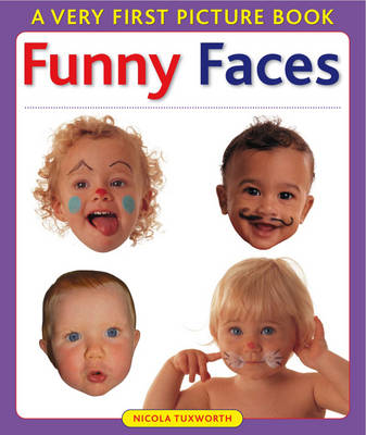 Funny Faces - Very First Picture Book Series (Board book)