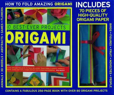 How to Fold Amazing Origami (Paperback)