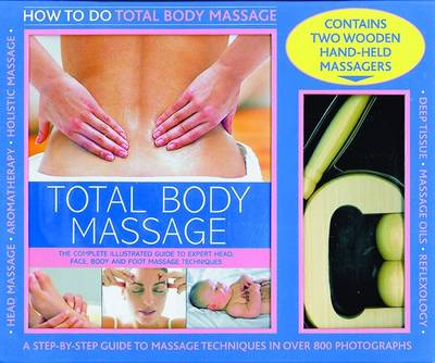 How To Do Total Body Massage Kit (Paperback)
