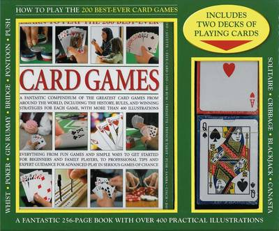 How to Play the 200 Best-ever Card Games (Paperback)