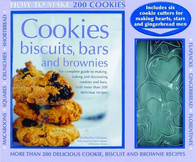 How to Make 200 Cookies - Kit (Paperback)