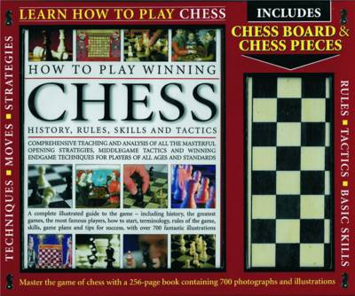 Learn How to Play Chess (Paperback)
