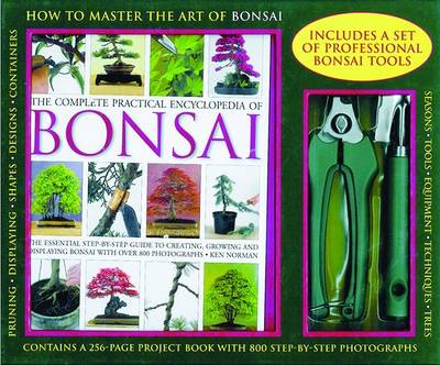 How to Master the Art of Bonsai (Paperback)