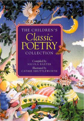 The Children's Treasury of Classic Poetry (Hardback)