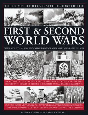 Complete Illustrated History of the First and Second World Wars (Hardback)