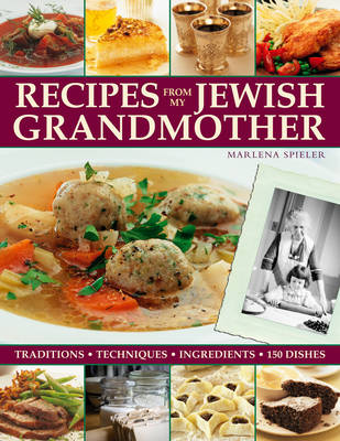 Recipes from My Jewish Grandmothers Kitchen (Hardback)