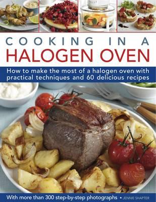 Cooking in a Halogen Oven (Hardback)