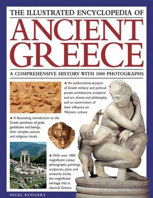 Illustrated Encyclopedia of Ancient Greece (Hardback)