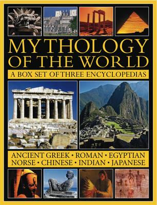 Mythology of the World: a Box Set of Three Encyclopedias (Paperback)