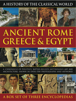 History of the Classical World: Ancient Rome, Greece & Egypt (Paperback)