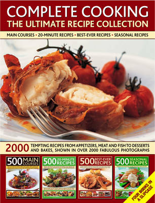Complete Cooking: the Ultimate Recipe Collection (Paperback)