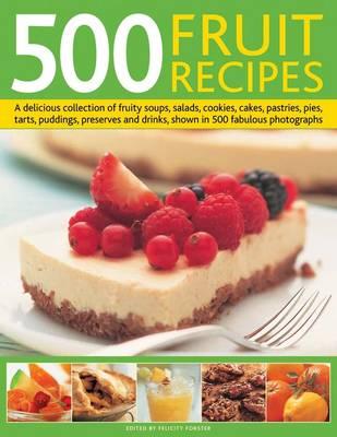 500 Fruit Recipes (Hardback)