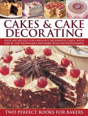 Cakes and Cake Decorating (Hardback)