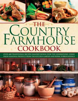 Country Farmhouse Cookbook (Hardback)