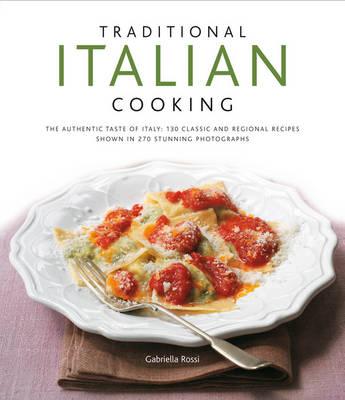 Tradional Italian Cooking (Hardback)
