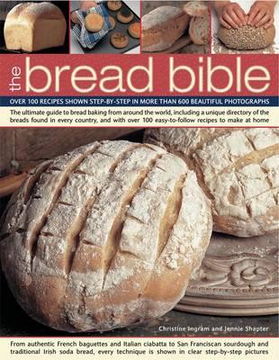 Bread Bible (Hardback)