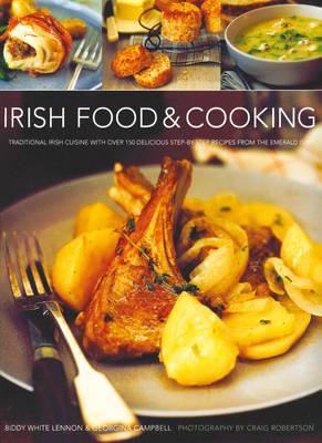 Irish Food and Cooking (Hardback)