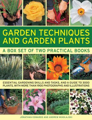 Garden Techniques and Garden Plants (Hardback)