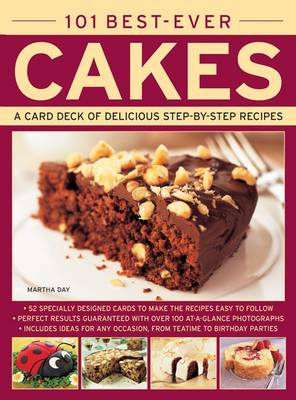 101 Best Ever Cakes By Martha Day