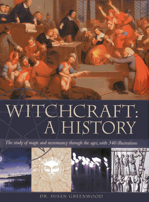 Witchcraft: A History (Hardback)