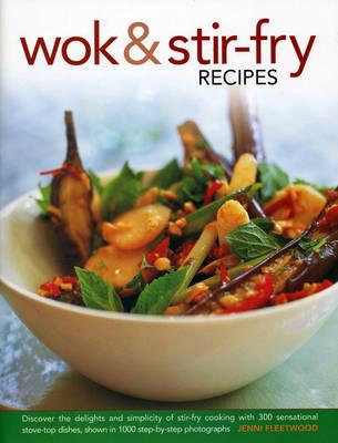 Wok & Stir-Fry Recipes (Hardback)