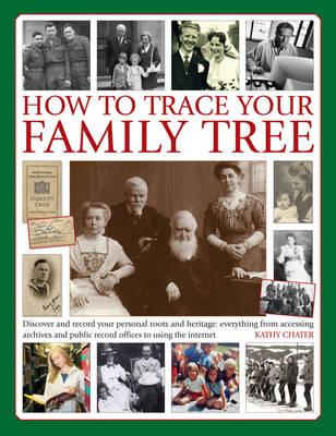 How to Trace Your Family Tree (Hardback)
