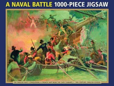 Navel Battle - Jigsaw (Hardback)