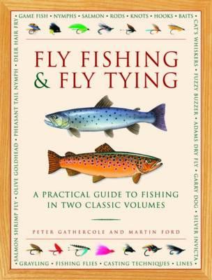 Fly Fishing & Fly Tying (Hardback)