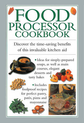 Food Processor Cookbook (Hardback)