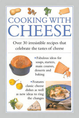 Cooking With Cheese (Hardback)