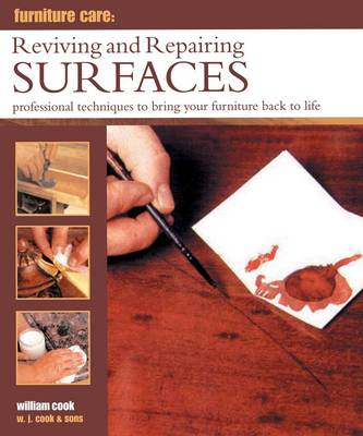 Furniture Care: Reviving and Repairing Surfaces: Professional Techniques to Bring Your Furniture Back to Life (Hardback)