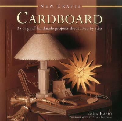 New Crafts: Cardboard (Hardback)
