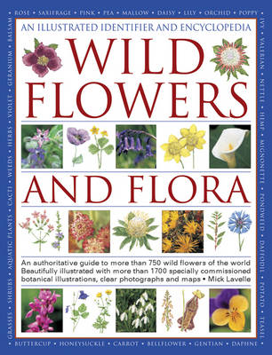 Illustrated Identifier and Encyclopedia: Wild Flowers and Flora (Hardback)