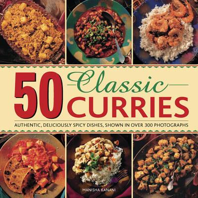 50 Classic Curries (Hardback)