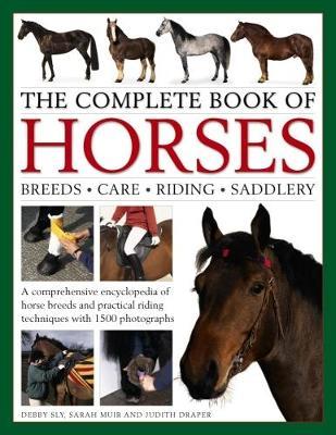 Complete Book of Horses (Hardback)