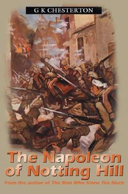 Napolean Of Notting Hill (Paperback)