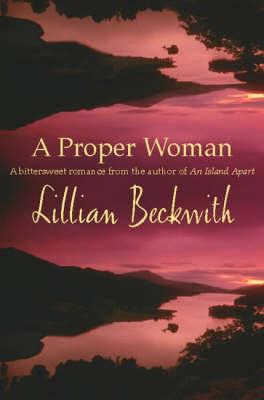 A Proper Woman (Paperback)
