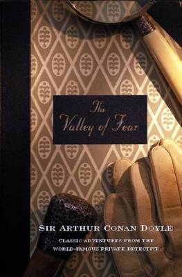 The Valley of Fear - Sherlock Holmes 7 (Paperback)
