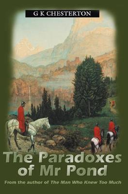 The Paradoxes Of Mr Pond (Paperback)